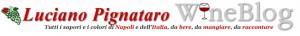Logo Luciano Pignataro WineBlog