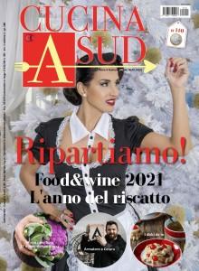 Cucina A Sud, copertina