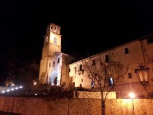 Giffoni Valle Piana, Il Convento di San Francesco – foto di Novella Talamo