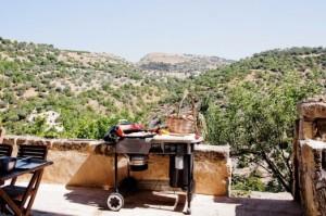 La vista dalla cucina di Ciccio Sultano - Francesco Millefiori per il Wall Street Journal