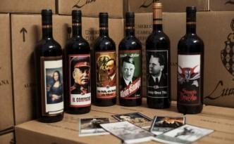 Lunardelli vende vini a tema nazista da 20 anni – Laia Abril per The International Herald Tribune