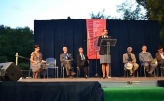 Inaugurazione Vesuvinum 2013, l'intervento del Commissario Eugenia Sepe