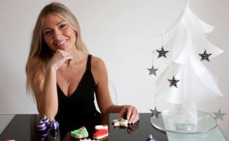 la cake designer Claudia Deb