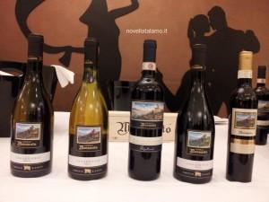i vini di Castello di Monsanto in abbinamento ai piatti