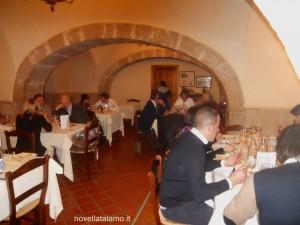 La Tavernola, la sala