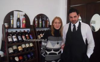 Alfonsina Longobardi e Giuseppe Di Ruocco