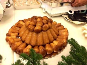 Il Natale Campano in Tavola, il babà di Sabatino Sirica