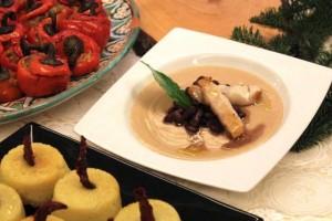 Il Natale Campano in Tavola, il tortino di baccalà di Antonella Iandolo