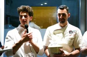 Amici per la pizza, Valentino Tafuri e Vincenzo Paolo Capasso