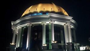 Bangkok, la cupola del Lebua – foto di Novella Talamo