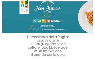 Buona Puglia Food Festival 2017