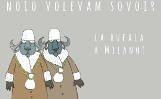 LSDM a Milano - illustrazione di Gianluca Biscalchin