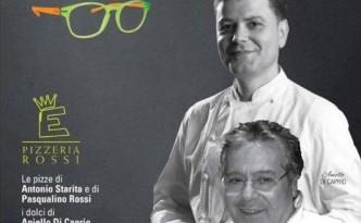 Le pizze di Antonio Starita e Pasqualino Rossi e i dolci di Aniello Di Caprio alla pizzeria Élite di Alvignano