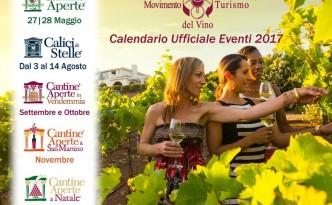 gli eventi 2017 del Movimento Turismo del Vino