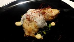 4 Mani in Cucina, pesce bandiera in tempura