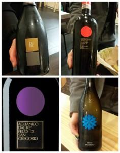Due Amici, Quattro Mani, Una Cucina, i vini di Feudi di San Gregorio