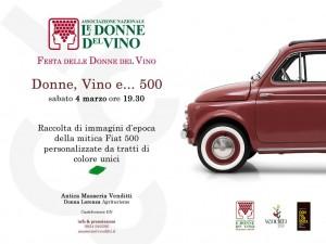 La Festa delle Donne del Vino all'Antica Masseria Venditti di Castelvenere