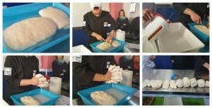 il laboratorio Slow Food sulla colomba, le fasi di preparazione del lievito madre