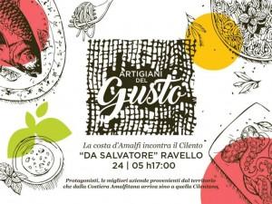 Artigiani del gusto: la Costa d'Amalfi incontra il Cilento al ristorante Da Salvatore