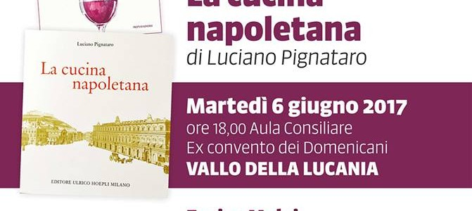 Presentazione dei libri di Luciano Pignataro e Luigi Moio a Vallo della Lucania