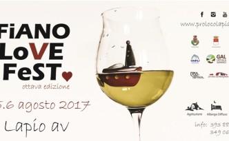 VIII edizione di Fiano Love Fest