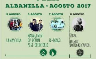Rotunnella Fest ad Albanella