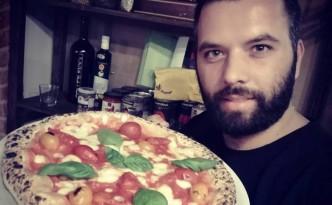Antica Pizzeria De Rossi, Vincenzo Forte