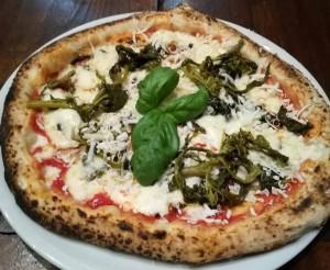 Antica Pizzeria De Rossi, la Cardinale De Rossi
