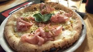 Antica Pizzeria De Rossi, la Medievale