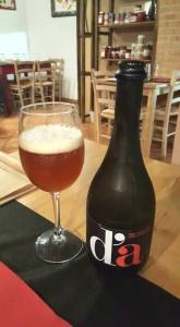 Antica Pizzeria De Rossi, la birra rossa d'a
