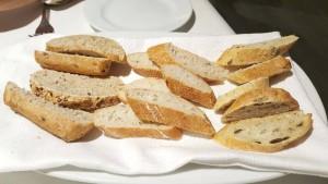 Cena a 4 mani con Tommaso Morone e Michele de Martino, il pane