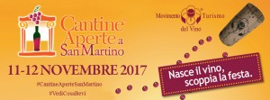 Cantine Aperte a San Martino in Campania