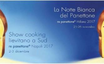 Re Panettone a Milano e a Napoli
