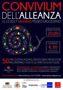 Convivium dell'Alleanza con Slow Food Salerno al Museo Diocesano
