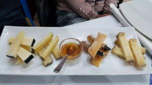 L'Oro di Napoli, miele e formaggi