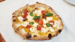 Pizzeria D&D, la Lazzarella