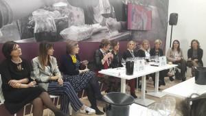 una degustazione delle Donne del Vino della Campania a Vinitaly 2017