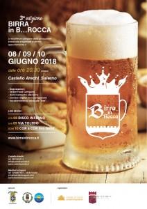 Birra in B...Rocca al Castello Arechi