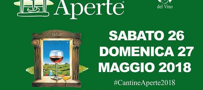 Cantine Aperte 2018 in Campania