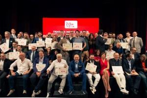 50 Top Pizza 2018, il momento conclusivo al Teatro Mercadante di Napoli
