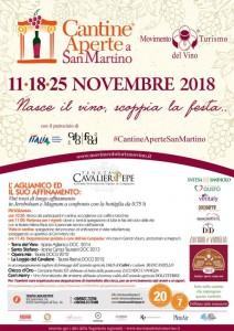 Cantine Aperte a San Martino 2018 alla Tenuta Cavalier Pepe