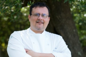Lo chef Paolo Barrale
