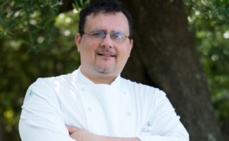 Lo chef Paolo Barrale
