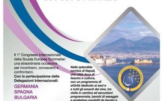 Primo congresso della Scuola Europea Sommelier