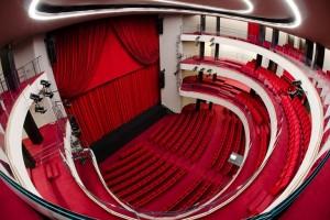 Il Teatro Eliseo di Roma