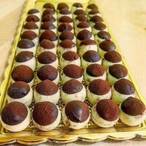 Il Giardino dei Golosi, cioccolatini