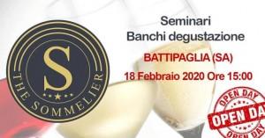Al San Luca Hotel di Battipaglia un seminario sui vini italiani nell'Est Europa