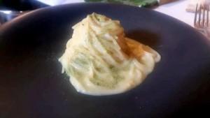 Antica Osteria Nonna Rosa, Spaghettini all'acqua di limone