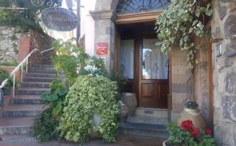 Antica Osteria Nonna Rosa, l'ingresso