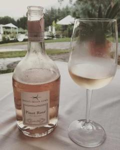 Emozionando, Pinot Rosé spumante Bacio della Luna